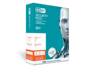 Eset Security Pack kompleksowe zabezpieczenie antywirusowe