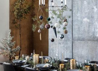 Świeczniki świąteczne – dekoracje bożonarodzeniowe na stół