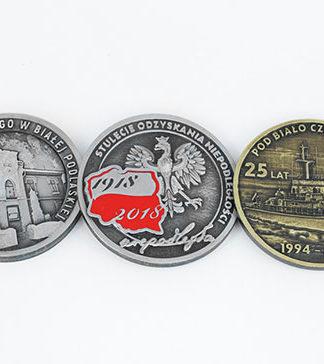 Medale pamiątkowe – pamiątka na długie lata