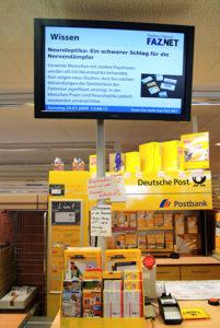 Czym powinna się charakteryzować skuteczna reklama digital signage?