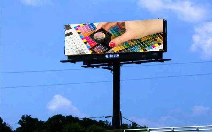 Jak powinien wyglądać projekt billboardu graficznego?