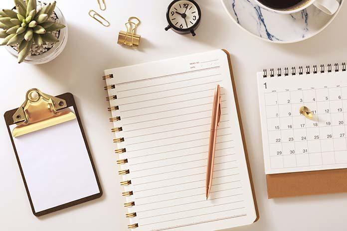 Kalendarze i notesy. Krok po kroku do mądrej promocji