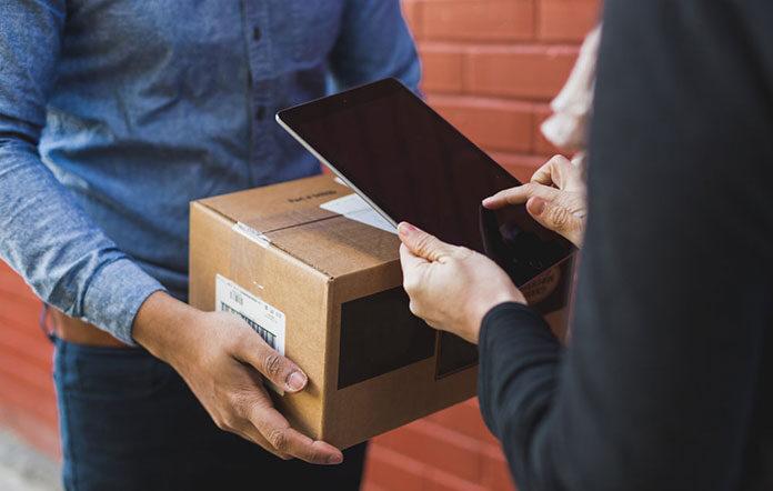Wysyłamy paczkę jako firma